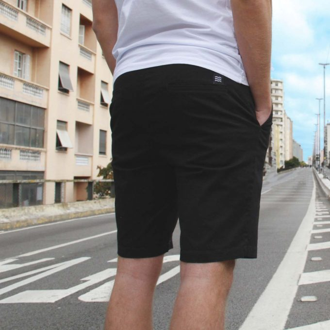 Shorts mint black is the new