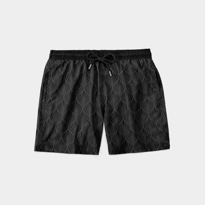 Shorts mint black