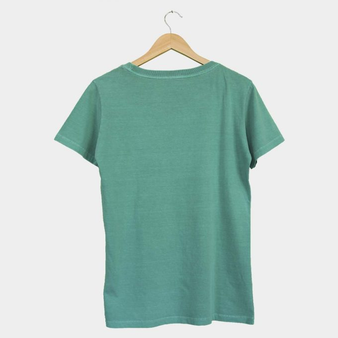 Camiseta mint into the wild