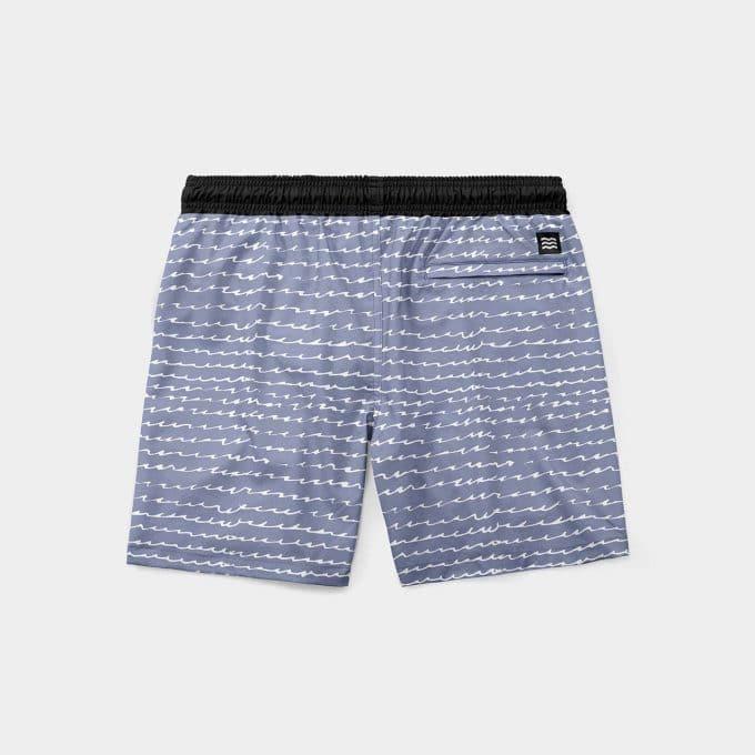 Shorts mint onda do verão
