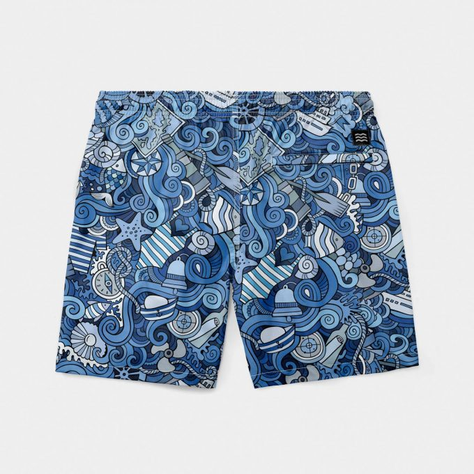 Shorts mint rei dos mares