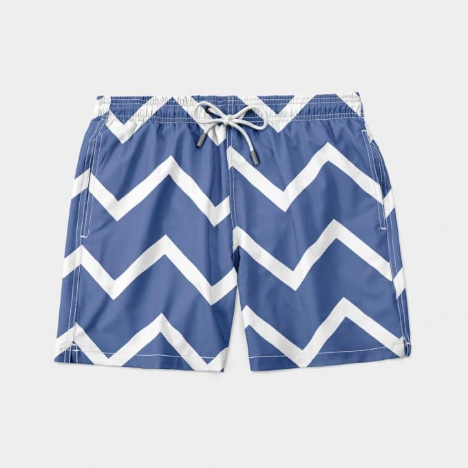 Shorts mint wave